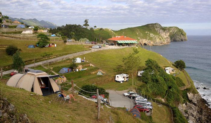 Camping Asturias Toocamp